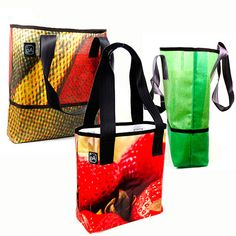 Alchemy Goods Ad Bag & Wholesome Tote Reusable Shopping Bags