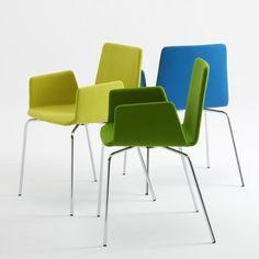 Wing stol / Stole - Kontormøbler, konferencemøbler, kantineindretning mm.