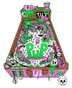 Pop Punk, Pinball, Pup, Album, Wallpaper, Dog Baby, Wallpapers, Puppies, Puppys