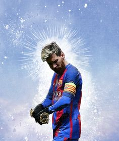 "lionelmessidaily: """"I don't consider talk of Barca being Messi-dependent to be praise or a concern, because it's not the case. I'm in the best team in the world, don't depend on one player."" """