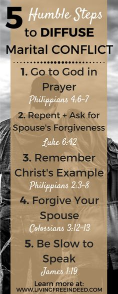 How Humility Abundantly Blesses Your Marriage - Free Indeed | How to Diffuse Marital Conflict | Bible Help for Marriage | Ways to Stop Fighting with Your Husband | How to Have a Peaceful Marriage | How to Have a Good Marriage