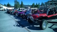 Manx Club gathering in Big Bear with over 200 buggy's | The Big Bear Times-Daily