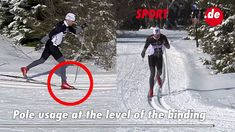 Detailed description: Exercises: - Alternating leg-push with swinging-through arms - Weight shift to the push-off leg - Powerful leg Winter Fun, Winter Sports, Winter Snow, Nordic Skiing, Winter Running, Ski Jumping, Outdoor Classroom, Adventure Activities, Cross Country Skiing