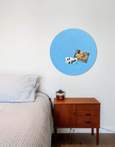 Circle Pinboard, Large in Sky Whiteboard, Wall Spaces, All Design, Fiber, Decals, Strong, Shapes, Texture, Stylish