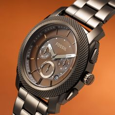 I'll take this watch, please. Even if it's too giant for me.