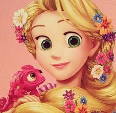 ...beautiful rapunzel