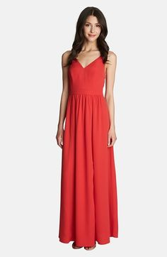 1.State+V-Neck+Maxi+Dress+available+at+#Nordstrom
