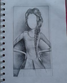 girl - drawing