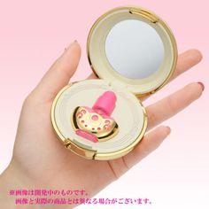 Bandai Premium Sailor Moon Moonlight Memory Makeover Brooch Mirror Case Japan | eBay