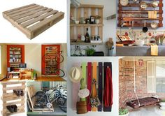 I have an obsession with wooden pallets so, yeah. 35 Creative Ways To Recycle Wooden Pallets