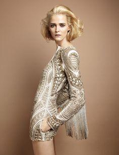 Carmen Kass by Yelena Yemchuk for 25 Magazine Spring 2012