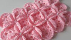 Motif Easy Baby Blanket Model & Crocheted baby blanket models – Knitting patterns, knitting designs, knitting for beginners. Col Crochet, Crochet Cord, Crochet Motif, Easy Crochet, Crochet Stitches, Crochet Carpet, Beginner Crochet, Tutorial Crochet, Crochet Butterfly