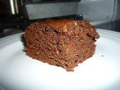 Chocolate Zucchini Spice Cake