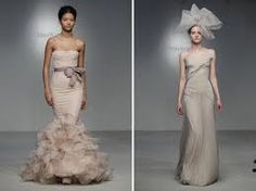 Exclusive Vera Wang Gown