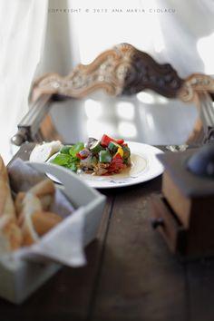 Ratatouille Good Food, Drink, Farmer, Drinking, Beverage, Healthy Food, Drinks, Eat Right
