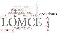 Novedades de la LOMCE en la programación didáctica de las oposiciones   preparatusoposiciones.es