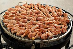 BBQ Chicken for a Huge 4th of July Crowd! Easier than it looks!
