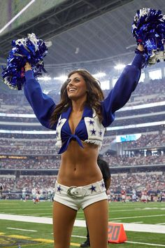 15 Unexpected Truths About Being a Dallas Cowboys Cheerleader - Cosmopolitan.com