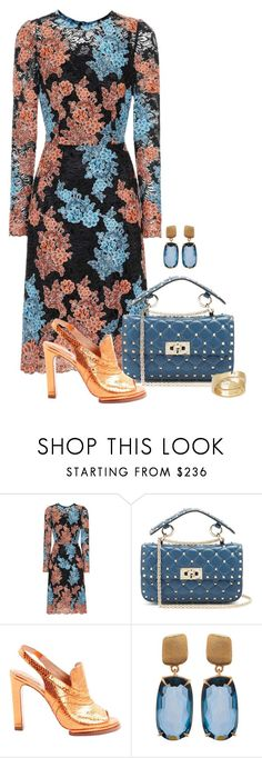 """Untitled #2382"" by anfernee-131 ❤ liked on Polyvore featuring Dolce&Gabbana, Valentino, Chloé, Marco Bicego and Cartier"