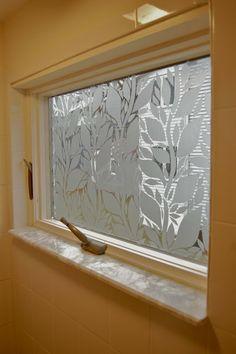 Sea Kettle Diaries: Window Frosting