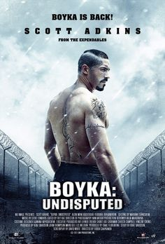 Boyka Undisputed Poster Comics In 2019 Free Hd Movies Online