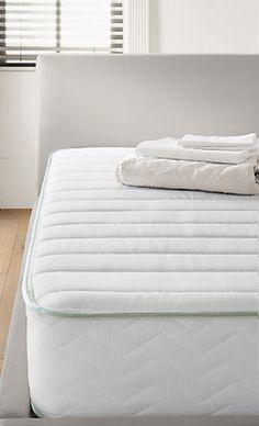 Memory Foam Mattress - Room & Board Mattresses - Bedroom - Room & Board
