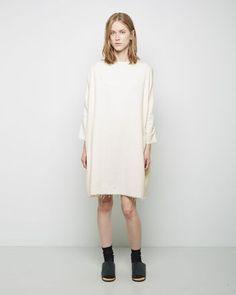 BLACK CRANE | Painter Dress | La Garçonne
