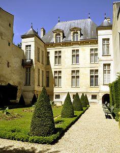 Hôtel Donon (1575), Le Marais, 3eme