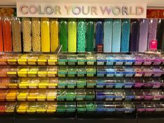 Dylan's Candy Bar - Color Your World