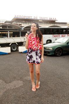 The Cherry Blossom Girl - Sweet Tahiti 11