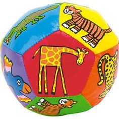 Rory - Jellycat Jungly Tails Boing Ball £8