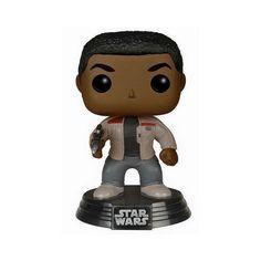 Figurine Pop! Star Wars EP7 Finn