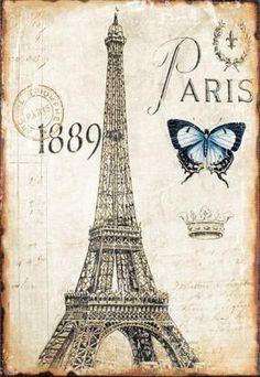 Cartaz Paris Ceusa