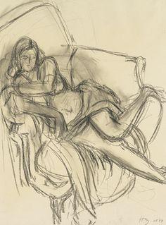 Henri Matisse - Femme au Fauteuil 1944