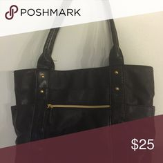 Purse By Avon.organizer compartments inside . All parts works , no rips or tears . Bags Totes