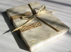 Flexible parchment binding