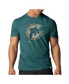47 Brand Men s Miami Dolphins Logo Scrum T-Shirt Men - Sports Fan Shop By  Lids - Macy s d6b1e36c9