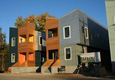 Collier Construction - Tennessee's First LEED Platinum Homes
