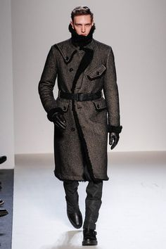 Belstaff Fall/Winter Men's Collection 2013  im really feeling that coat though!>>>