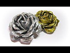 Aluminum roses. Rosas de aluminio. - YouTube