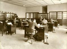 Escritório da Fábrica ALBA (1950)