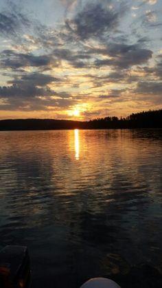 Sonne in Schweden
