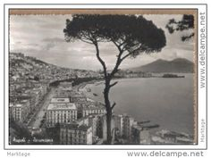 NAPOLI PANORAMA 1952´ - Delcampe.it