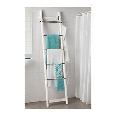 Sprutt Towel Holder Ikea See More HjÄlmaren Handdoekenbeugel Wit 190 Cm