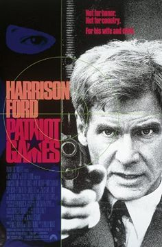 Patriot Games Amazon Instant Video ~ Harrison Ford…
