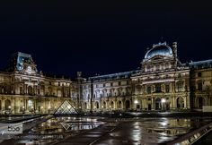 Louvre reflections #PatrickBorgenMD