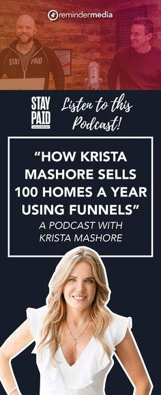Krista Mashore is full of energy, enthusiasm, and expertise, and in this episode, she advises that before you can ask a client to commit to you, you need to let them get to know you first. You must be willing to move slowly as you build a relationship, step by step, before asking for the business. Move too fast and you'll get rejected.  real estate marketing - real estate sales - real estate ideas - realtor marketing - realtor business goals - house for sale - home selling tips - new realtor Real Estate Sales, Real Estate Marketing, Moving Too Fast, Home Selling Tips, Business Goals, Getting To Know You, The 100, Relationship, Group