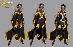 X-Men Gold Design Artwork Artist by Jonboy Meyers X Men, Marvel Women, Marvel Girls, Marvel Females, Marvel Comics Art, Marvel X, Marvel Heroes, Superhero Villains, Marvel Characters