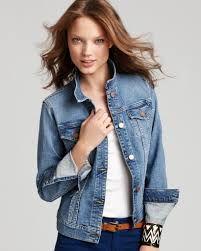 A denim jacket is a must in every wardrobe #denim #fashion