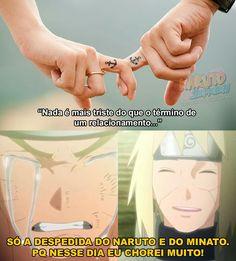 Cara eu já tava chorando desde que obito morreu, aí depois vem o negócio desse. Pensei que ia morrer de desidratação Naruto And Hinata, Naruto Cute, Kakashi, Anime Naruto, America Memes, Otaku Meme, Sad Anime, Akatsuki, Manga